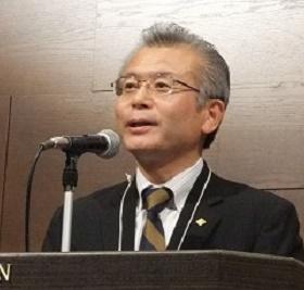 平成28年10月22日現代俳句全国大会での福本会長